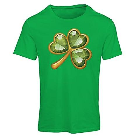 T shirts for women Irish shamrock St Patricks day clothing