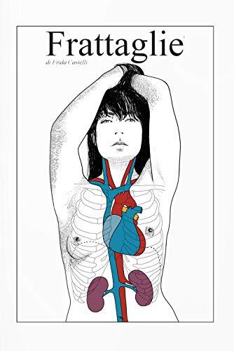 Frattaglie. Anatomia topografica di una storia d'amore por Frida Castelli
