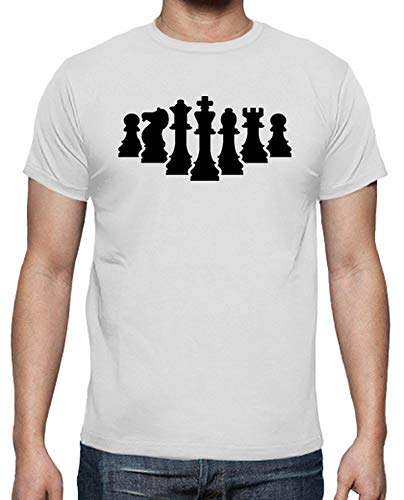 Camiseta Hombre Piezas - Varios colores / Varias Tallas
