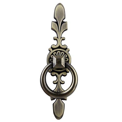 Traditionelle Antike Bronze Schrank Schublade Tuerring Zugknopf Moebelgriff Schrankgriff Tuergriffe