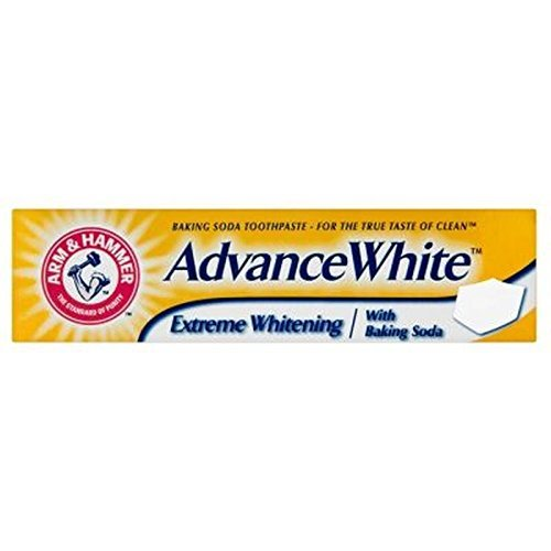 Arm & Hammer Advance White Extreme Whitening Baking Soda Toothpaste 75Ml by Arm & Hammer