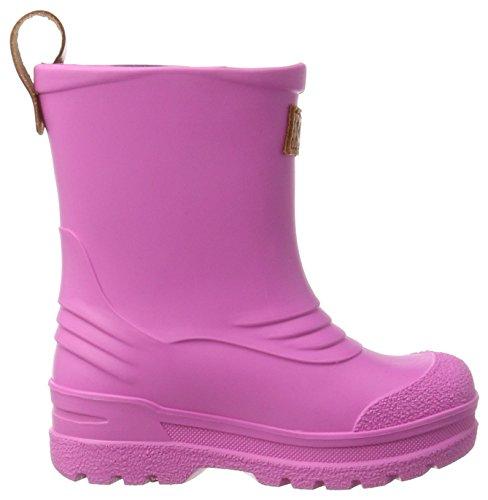 Kavat Mädchen Grytgöl Wp Cerise Hohe Hausschuhe Pink (Cerise)