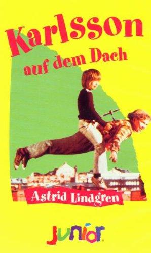 Karlsson auf dem Dach [VHS]