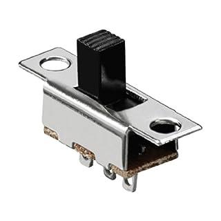 Schalter Einbauschalter mit 3 Pins ON-OFF | 0,1 - 150 A/V