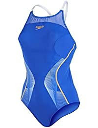 Speedo Damen Fit Pinnacle Xback Badeanzug