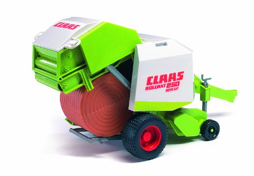Image of Bruder 02121 Claas Rollant 250 Straw Baler