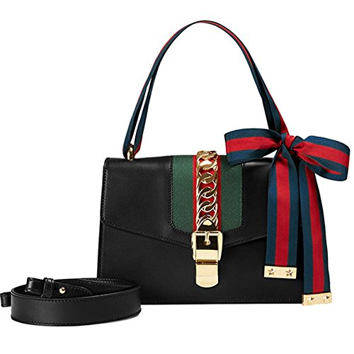 macton-cowskin-genuine-leather-women-cross-body-bag-mc-9008-large-size-black