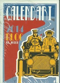 Calendario 2014: Bloc Sant Jordi
