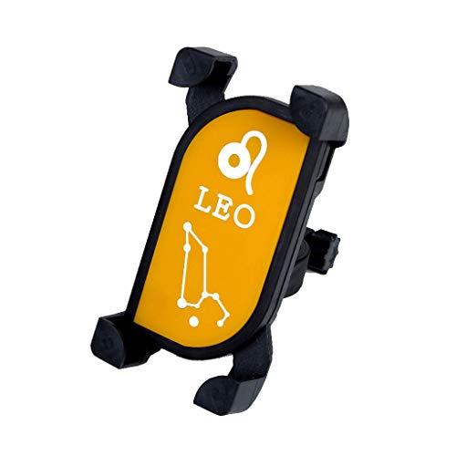 TIREOW Tragbare Universal Motorrad Bus Auto Fahrrad Lenker Halterung Ständer Für Smart Mobil Handy GPS (G) -