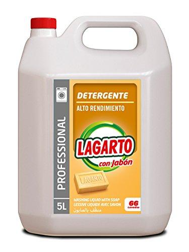los 5 Mejores Detergentes líquidos