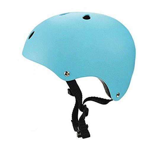 MX Bike Skate Multisport Helm, von lintimes Fahrrad Crash Helme 2Größen für Erwachsene Kinder Multi-Sports Skaten Scooter Roller 49-53CM ()