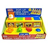 Enlarge toy image: Fun Time Pop-Up Farm Friends