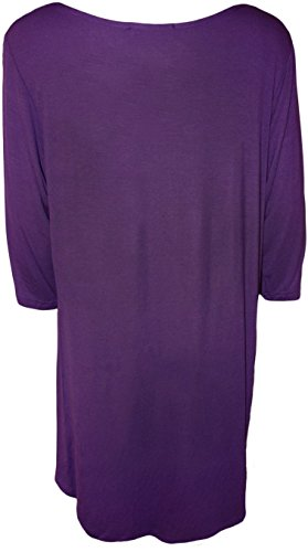 WearAll - T-shirt - Donna Viola