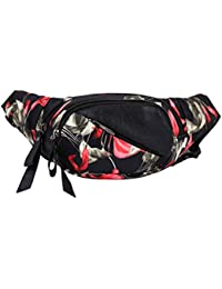 FENICAL Women Men Outdoor Casual Sports Waist Bag Workout Fanny Pack Bag For Jogging Walking Hiking Climbing Camping... - B07H5DKXR3