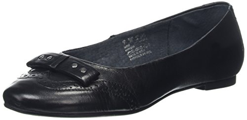 Hush Puppies Damen Aoife Grace Ballerinas, Schwarz (Black), 41 EU (Hush Schuhe Puppies-damen)