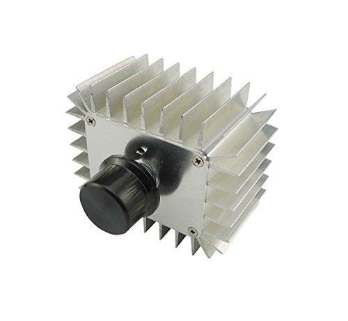 Aihasd AC 0-220V 5000W Elektronisch Spannungsregler SCR Voltage Regulator Speed Regler Lampe Dimmer Thermostat Hohe Leistung