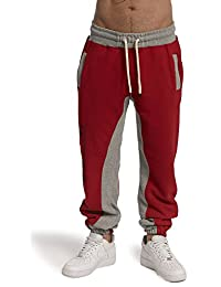 Yakuza Jogginghose Herren 893 Two Face Jogger JOB 11029 (Ribbon Red)