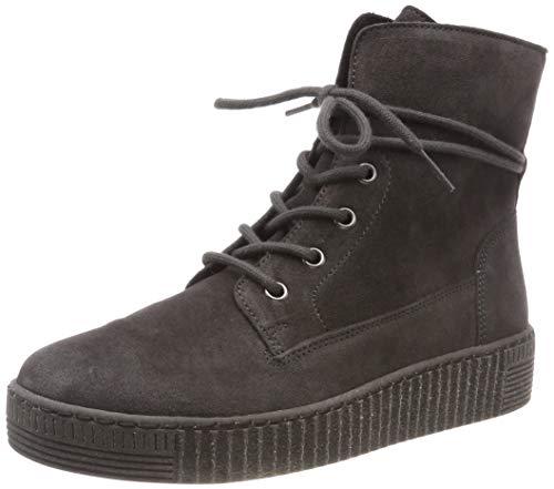 Gabor Shoes Damen Jollys Stiefeletten, Grau (Pepper (Anthrazit) 19), 40 EU