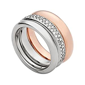 Fossil Bague Ta Femme  Taille K JF01378998 503