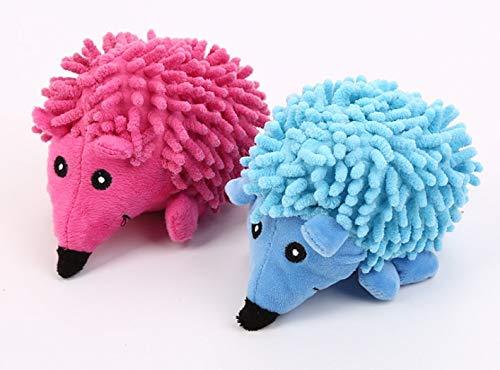 CGDX Haustier-Hundewelpen-Ton-Spielzeug-Plüschtier-Igel-Quietscherspielwaren, die Spielwaren für Haustier 10pcs / Lot Spielen (Kissen Haustiere Traktor)
