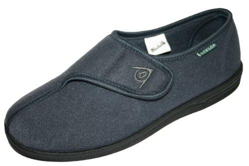 Dunlop, Herren Hausschuhe Grau - Gris - gris