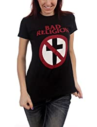 Bad Religion - Womens Cross Buster T-Shirt