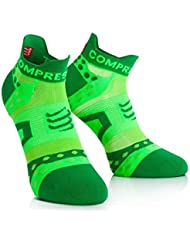 Compress port PRS Ultralight Run Low V2.1 Calcetines, todo el año, unisex, color verde, tamaño T1