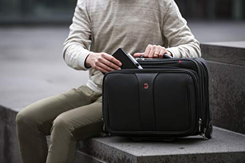 Wenger 600662 Patriot 17 Zoll Laptopkoffer - 12