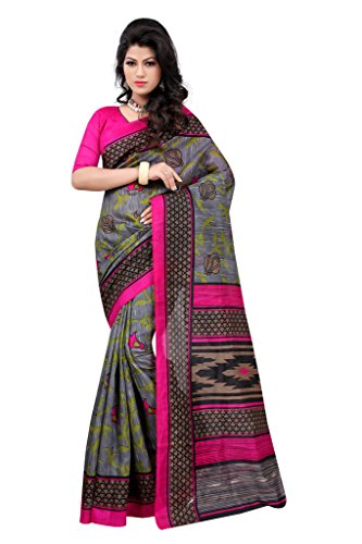 Glory Sarees Silk Saree (Kalapi31_Grey)