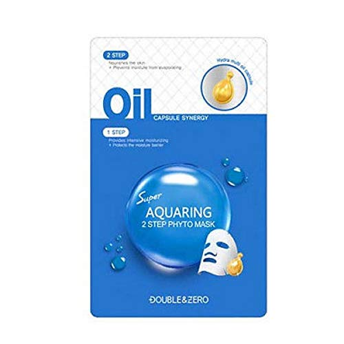 SUPER AQUARING 2 STEP PHYTO MASK