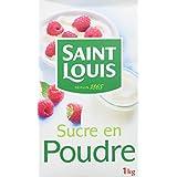 Saint Louis Sucre en Poudre 1 kg