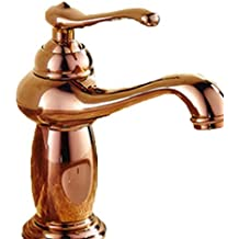 KJHT antico europeo di rame - rubinetto del bagno gabinetto