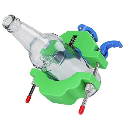 Glasflaschen Cutter Bier Wein Schneidwerkzeug Runde Handwerk Machen (Professionelle Große Cookie)