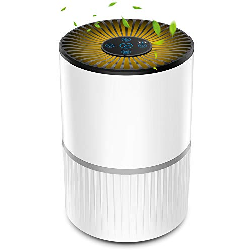 Air Purifier Home with Real HEPA...