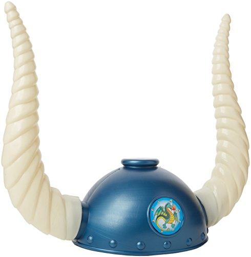 Unbekannt GIPLAM 20x 35x 32cm Super Viking Helm (One Size)
