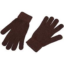 416b67f0ad890c Kentop Winter Handschuhe Damen Herren Warme Handschuhe Baumwolle Handschuhe  Strick Handschuhe Touchscreen Handschuhe Touch Gloves Smartphone