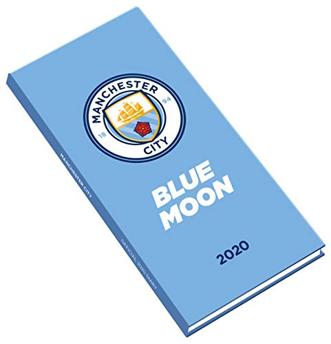 The Official Manchester City Football Club Pocket Diary 2020