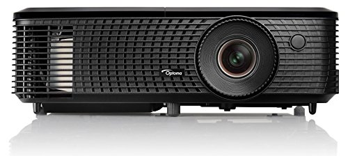Optoma HD142X - Proyector (3000 lumens, resolución Full HD 1080p, altavoces 2W,...