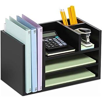 Schreibtisch Organizer Weiß 2021