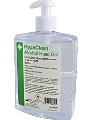 HypaClean Alcohol Hand Sanitiser Gel (500ml)