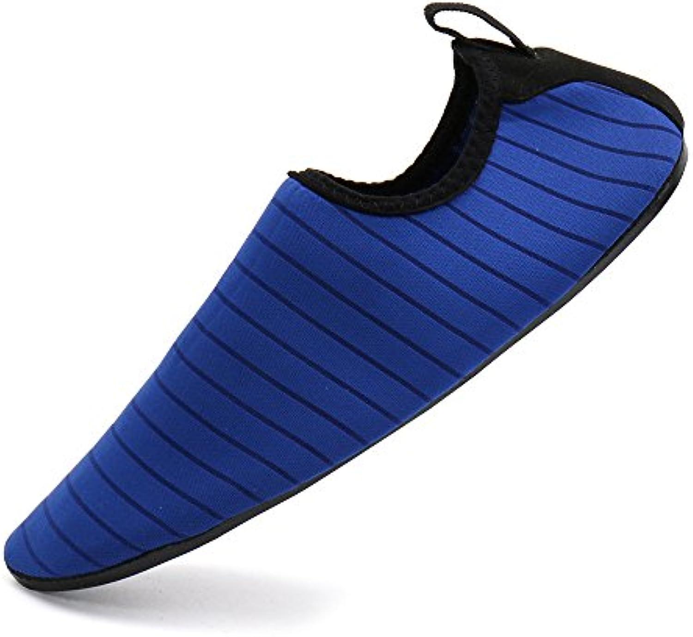 SWISSWELL Unisex Schwimmschuhe Aquaschuhe Badeschuhe Strandschuhe Wasserschuhe Surfschuhe Schwimmschuhe Atmungsaktive