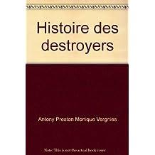 Histoire des destroyers