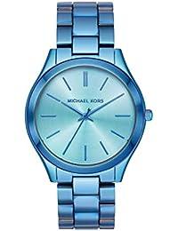 Michael Kors Analog Blue Dial Women's Watch-MK4390