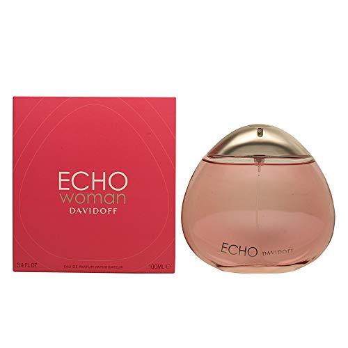 Davidoff Echo Woman, femme/woman, Eau de Parfum, 1er Pack (1 x 100 ml)