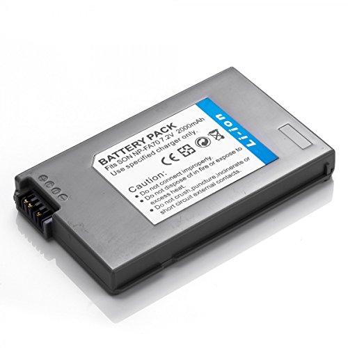 Galleria fotografica Rusty Bob - Sony NP-FA70 -DCR-PC1000E DCR-HC90 DCR-DVD7E DCR-PC55 DCR-HC90E DCR-H90 DCR-PC53E DCR-HC53 DCR-HC53E DCR-HC55 (non originale) - solo batteria