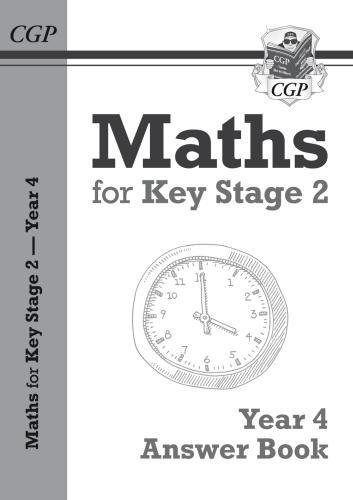 New KS2 Maths Answers for Year 4 Textbook