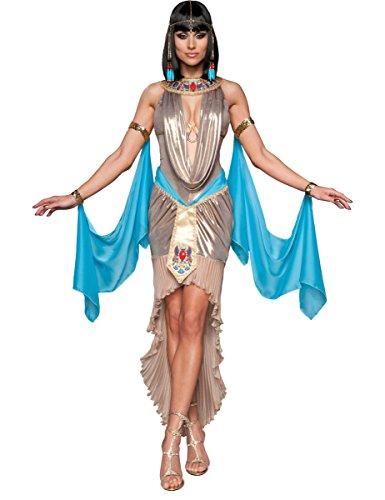 Disfraz Reina de Egipto mujer Premium 3