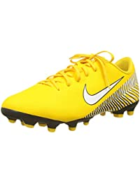 3b189c3ab Nike Junior Vapor 12 Academy GS NJR Fg Mg Football Boots Ao2896 Soccer  Cleats 710