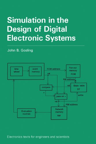 Simulation in the Design of Digital Electronic Systems Hardback (Electronics Texts for Engineers and Scientists)