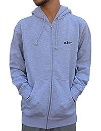 Obey O.B.E.Y. Zip Jacket Man Grey